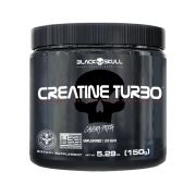 Creatina Turbo Black Skull - 150g