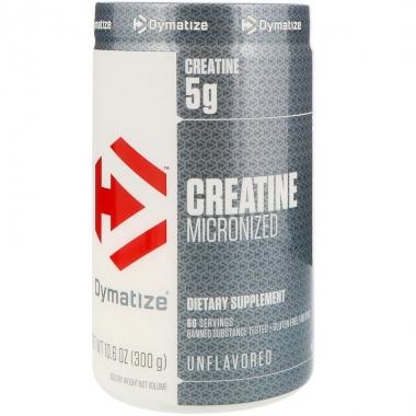 Creatine Micronized Dymatize Nutrition - 300g