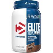 Elite 100% Whey Protein Dymatize Nutrition - 900g