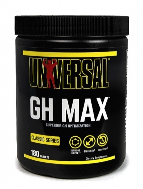 GH Max Universal Nutrition - 180 tabletes