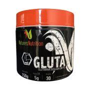 Glutamina Isolada Natures Nutrition - 150g