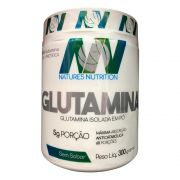 Glutamina Natures Nutrition - 300g