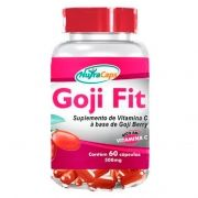 Goji Fit 500mg Nutracaps - 60 Caps