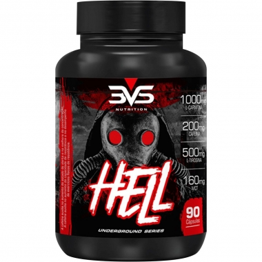 Hell 3VS Nutrition - 120 caps
