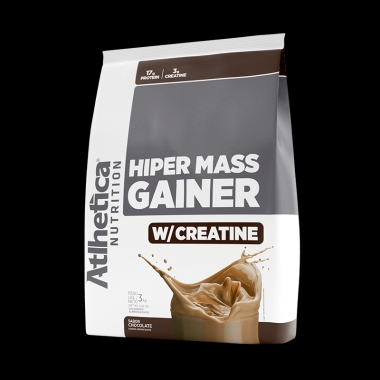 Hiper Mass Gainer c/ Creatina Atlhetica Nutrition - 3kg