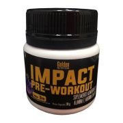 Impact Pre-Workout Golden Nutrition - 10g