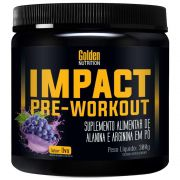 Impact Pre-Workout Golden Nutrition - 300g