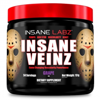 Insane Veinz Insane Labz (NACIONAL) - 54 doses