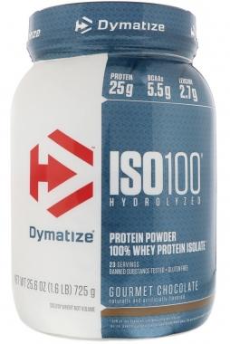 ISO 100 Hydrolyzed Dymatize Nutrition - 732g