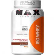 Iso Whey Max Titanium - 900g