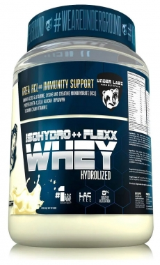 ISOHydro++ Flexx Whey Under Labz - 900g