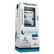 L-Carnitine Nutrata - 60 caps