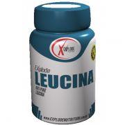 Leucina 100% Pure Explode Nutrition - 120 caps