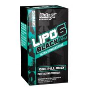 Lipo 6 Black Hers Ultra Concentrate Nutrex (NACIONAL) - 60 caps