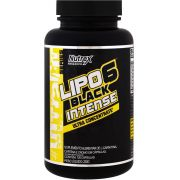 Lipo 6 Black Intense Ultra Concentrado Nutrex - 120 caps