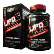 Lipo 6 Black Ultra Concentrate Nutrex - 60 caps