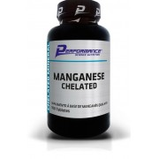 Manganês Quelato Performance Nutrition - 100 tabletes
