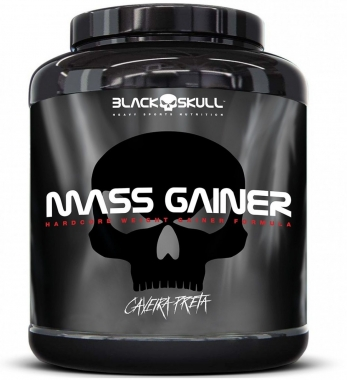 Mass Gainer Black Skull - 3kg