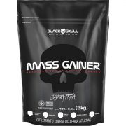 Mass Gainer Refil Black Skull - 3kg