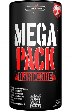 Mega Pack Hardcore IntegralMedica - 30 packs