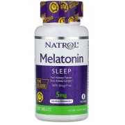 Melatonina Time-Release 5mg Natrol - 100 tabletes