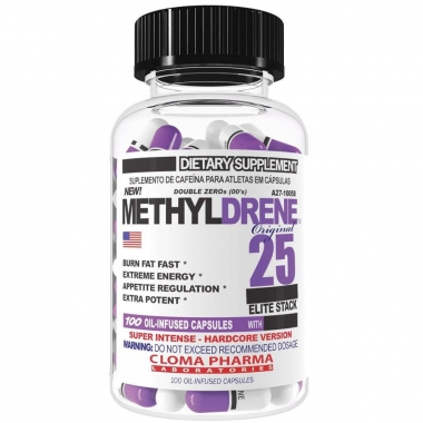 Methyldrene 25 Elite Cloma Pharma - 100 caps
