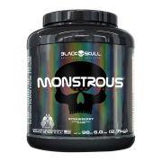 Monstrous Black Skull - 2.7kg