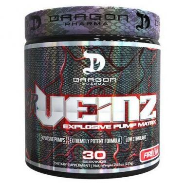 Mr. Veinz Dragon Pharma - 30 doses