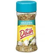 Mrs Dash - Sabor Alho e Ervas