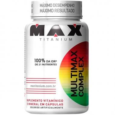MultiMax Complex Max Titanium - 90 caps