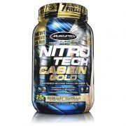 Nitro Tech Casein Gold MuscleTech - 1.13kg