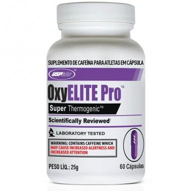 OxyElite Pro USPLabs (NACIONAL) - 60 caps Venc. 08/20