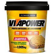 Pasta de Amendoim Torrado VitaPower - 1kg