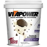 Pasta Integral Cookies & Cream VitaPower - 1kg