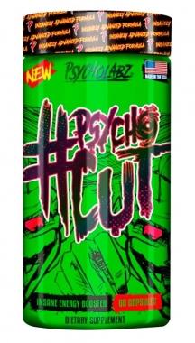 Psycho Cut PsychoLabz - 60 caps