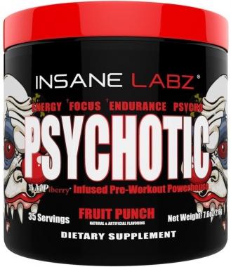 Psychotic Insane Labz (IMPORTADO) - 214g