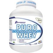 Puro Performance Whey Performance Nutrition - 2kg