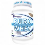 Puro Performance Whey Performance Nutrition - 900g
