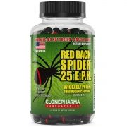 Red Back Spider 25 EPH ClonePharma - 60 caps