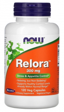 Relora 300mg Now Foods - 60 caps