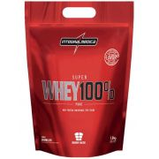 Super Whey 100% Pure IntegralMedica Refil - 1.8kg