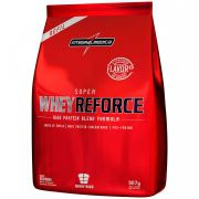 Super Whey Reforce IntegralMedica Refil - 907g