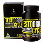Testodrol Cycle BioTech - 60 tabletes