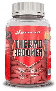 Thermo Abdomen Body Action - 120 tabletes