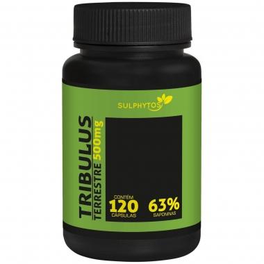 Tribulus Terrestre 500mg Sulphytos - 120 caps