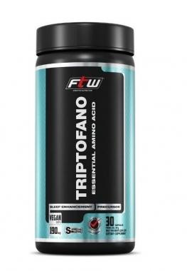 Triptofano FTW Sports Nutrition - 30 caps