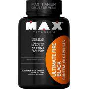 Ultimate Fire Black Max Titanium - 60 caps