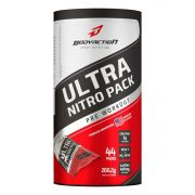 Ultra Nitro Pack Pre-Workout Body Action - 44 packs
