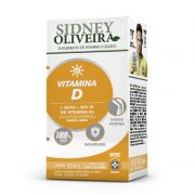 Vitamina D 200ui Sidney Oliveira - 10ml