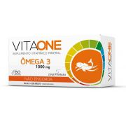 VitaOne Ômega 3 One Farma - 60 caps